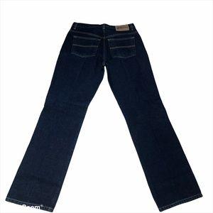 Express Bleus dark denim jeans